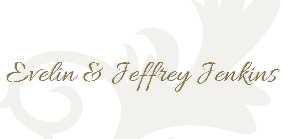 Evelin and Jeffrey Jenkins