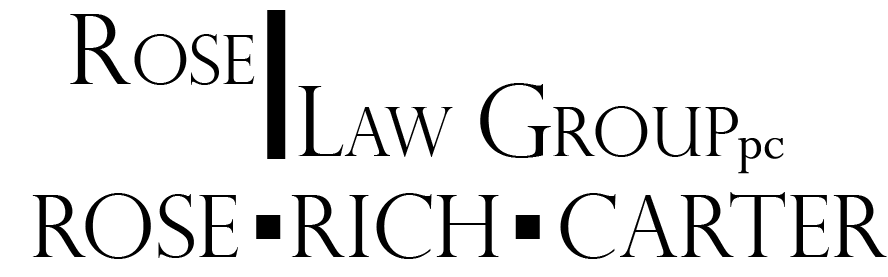 Rose Law Group logo