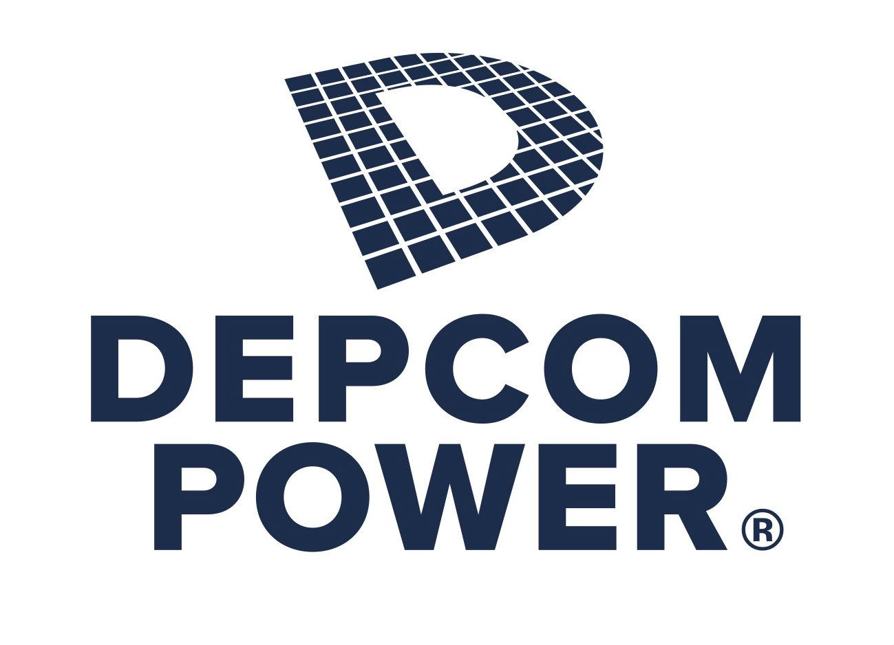 Depcom Power logo