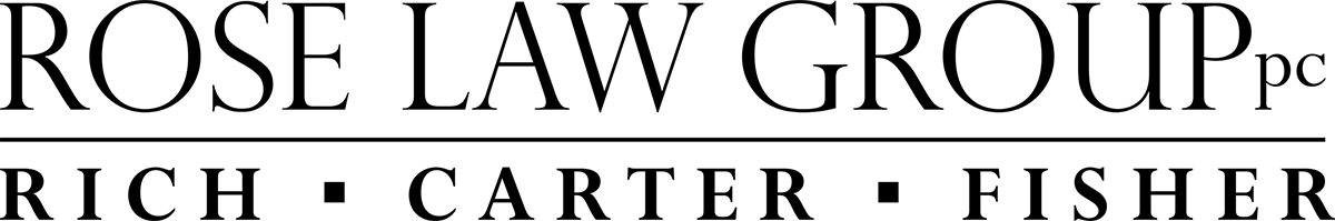 Rose Law charter group logo